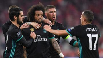 Bayern Muenchen v Real Madrid – UEFA Champions League Semi Final Leg One