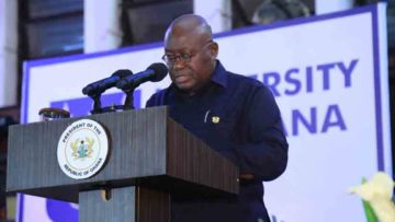 President-Akufo-Addo-speaking-at-the-launch-of-the-Endowment-Fund