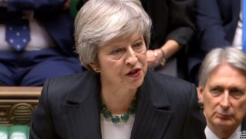 UK Prime Minister May