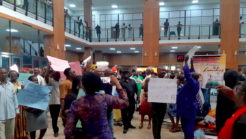 National-Assembly-Workers-Begin-Their-4Days-Warning-Strike