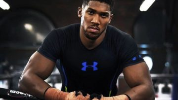 anthony joshua glo