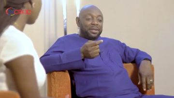 SEGUN ARINZE for Creed Applause