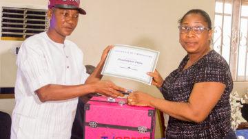 Sen. Adeola Empowerment Program