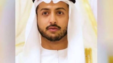Son of UAE leader