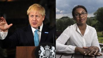 UK NIGERIAN MINISTER