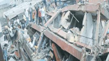bariga building colapse