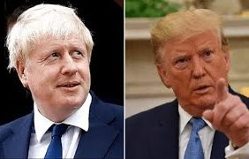 british trump