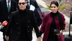 cr7 and wify
