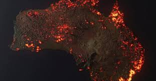 austrailia fires