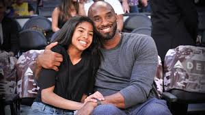 kobe and daughter